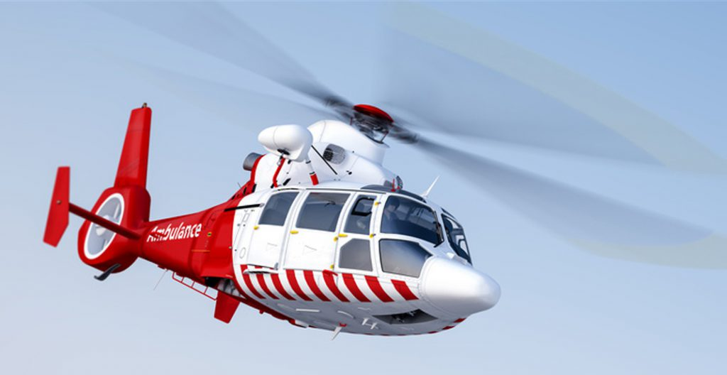 Aéronautique - Helicoptère